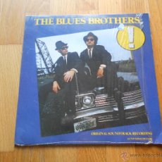 Discos de vinilo: THE BLUES BROTHERS ORIGINAL SOUNDTRACK RECORDIMG. Lote 54524071
