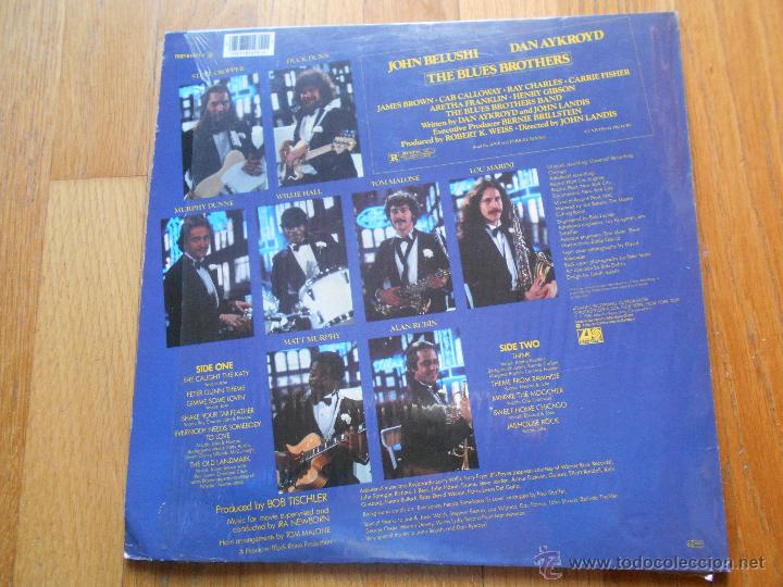 Discos de vinilo: THE BLUES BROTHERS Original Soundtrack Recordimg - Foto 2 - 54524071