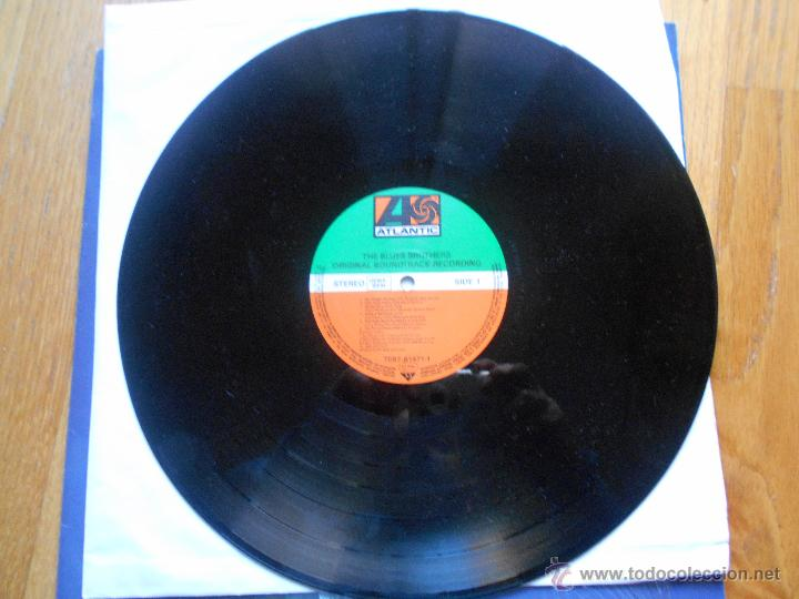 Discos de vinilo: THE BLUES BROTHERS Original Soundtrack Recordimg - Foto 3 - 54524071