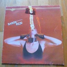 Discos de vinilo: BARON ROJO GRANDES TEMAS,. Lote 54524263