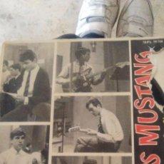 Discos de vinilo: MUSTANG DISCO EP DE 4 CANCIONES DE 1964. Lote 54526380