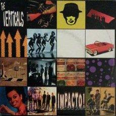 Discos de vinilo: THE VERTICALS - IMPACTO!. Lote 54529312