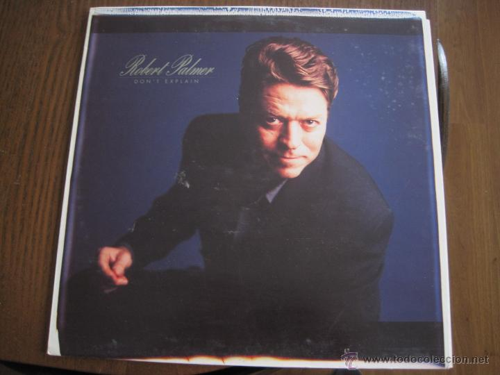ROBERT PALMER - DON'T EXPLAIN - LP DOBLE EMI UK 1990 (Música - Discos - LP Vinilo - Pop - Rock Extranjero de los 90 a la actualidad)