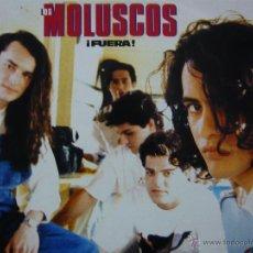 Discos de vinilo: LOS MOLUSCOS. ¡FUERA! CBS 466765 LP ESPAÑA 1982. Lote 54541846