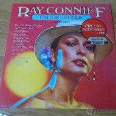 Discos de vinilo: RAY CONNIFF. EXITOS LATINOS. Lote 54544299