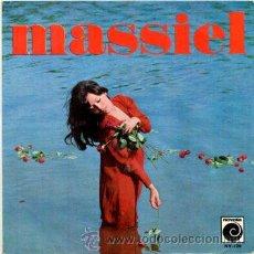 Discos de vinilo: MASSIEL - ROSAS EN EL MAR + LAS ESTRELLAS LO SABRAN + 2 MÁS - EP 1967. Lote 54545547