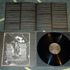 Discos de vinilo: DAVE PHILLIPS - ABGRUND - LP [LIM. 200]. Lote 54547112