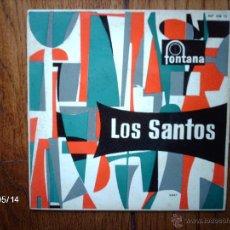Discos de vinilo: LOS SANTOS CON FRANK FERRAR Y SU CONJUNTO - OCEANO + 3. Lote 54547128