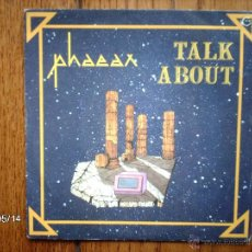 Discos de vinilo: PHAEAX - TALK ABOUT + LA MISMA INSTRUMENTAL . Lote 54547281