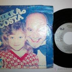Discos de vinilo: NIKKA COSTA - ON MY OWN 1981. Lote 54550146