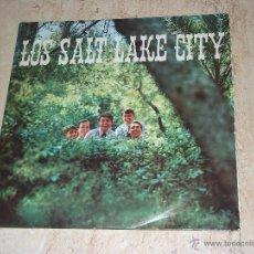 Discos de vinilo: SALT LAKE CITY - LOS SALT LAKE CITY-SPANISH EDITION-DIABOLO-1972- N-27.006-. Lote 54552818