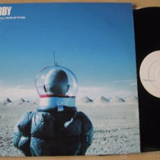 Discos de vinilo: MOBY: WE ARE ALL MADE OF STARS, REMIXES MX / DJ TIESTO, TIMO MAAS, BOB SINCLAIR. Lote 54553063