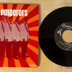 Discos de vinilo: THE EMPERORS -KARATE- SINGLE 7' 2007 PENNIMAN RECORDS. Lote 54553949