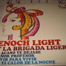 Discos de vinilo: ENOCH LIGHT Y LA BRIGADA LIGERA. Lote 54561656