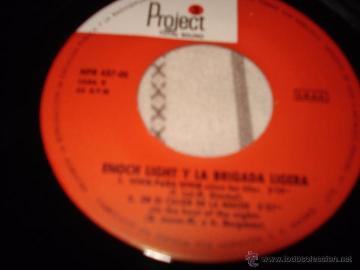 Discos de vinilo: ENOCH LIGHT Y LA BRIGADA LIGERA - Foto 2 - 54561656