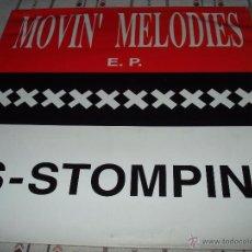 Discos de vinilo: MOVIN' MELODIES. Lote 54562746