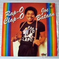Discos de vinilo: LPS, LP DISCO VINILO JOE BATAAN AND THE MESTIZO BAND - RAP-O-CLAP-O. Lote 54564405