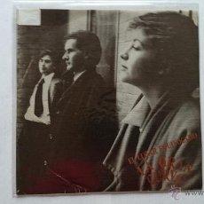 Discos de vinilo: LA GRAN CURVA - EL LUGAR EQUIVOCADO / EXTRAÑO MUNDO (PROMO 1986). Lote 54569111