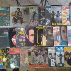 Discos de vinilo: LOTE DE VARIOS SINGLES DE LOS AÑOS 60-70-80. Lote 54570069