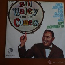 Discos de vinilo: BILL HALEY AND HIS COMETS REED. 1974. Lote 54572183