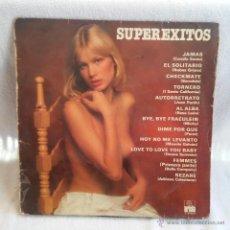 Discos de vinilo: DISCO LP DE SUPEREXITOS, VINILO DE ARIOLA STEREO 1976.. Lote 54574615