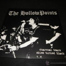 Discos de vinilo: THE HALLOW POINTS - CHARCOAL TEARS + 1 - SN - PINK VINYL.. Lote 54581506