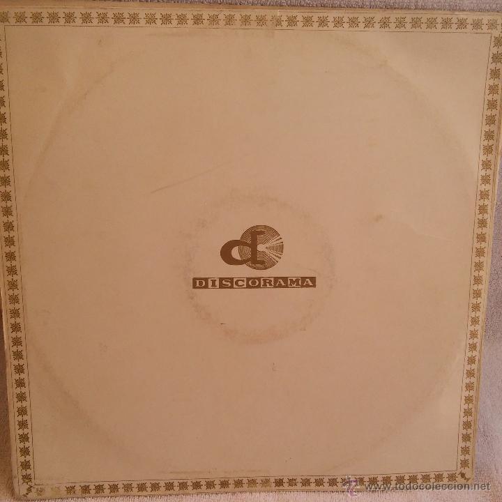 Discos de vinilo: DISCO LP EXITOS DE 1966 DOBLE CARATULA, VINILO DE DISCOGRAMA. - Foto 4 - 54582212