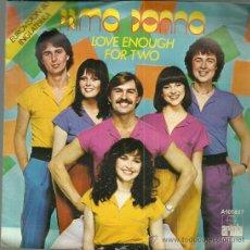 Discos de vinilo: PRIMA DONNA SINGLE SELLO ARIOLA AÑO 1980 EUROVISION INGLATERRA. Lote 54586152