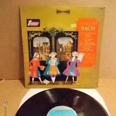Discos de vinilo: LES FILS DE BACH. SONGS OF BACH.LP / TURNABOUT - MBC ***/***. Lote 54587291