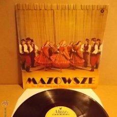 Discos de vinilo: MAZOWSZE. THE POLISH SONG AND DANCE ENSEMBLE. VOL. 3. LP / MUZA. MBC. ***/***. Lote 54587881