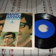 Discos de vinilo: MARC ARYAN -ANGELINA. Lote 54592911