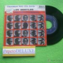 Discos de vinilo: RAY CHARLES LOS BEATLES QUE AMO RAY CHARLES EP SPAIN 1990 PDELUXE. Lote 54598713