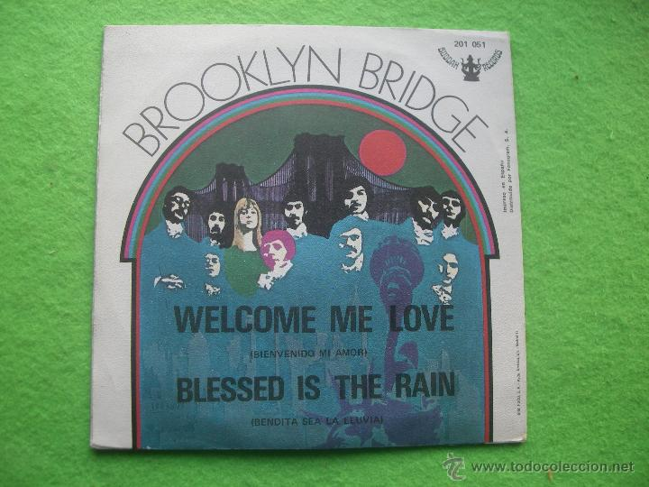 Image result for welcome my love  brooklyn bridge images