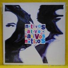 Discos de vinilo: NATIVOS - NATIVOS - LP. Lote 54601102