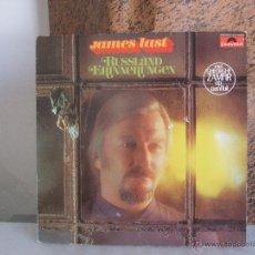 Discos de vinilo: JAMES LAST - RUSSLAND ERINNERUNGEN - LP - POLYDOR 1977 GERMANY. Lote 54602473
