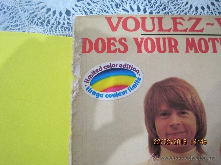 Discos de vinilo: ABBA-VOULEZ-VOUS- MAXI SINGLE -VINILO ROJO FRANCES- RARO!!!! - Foto 2 - 54606483