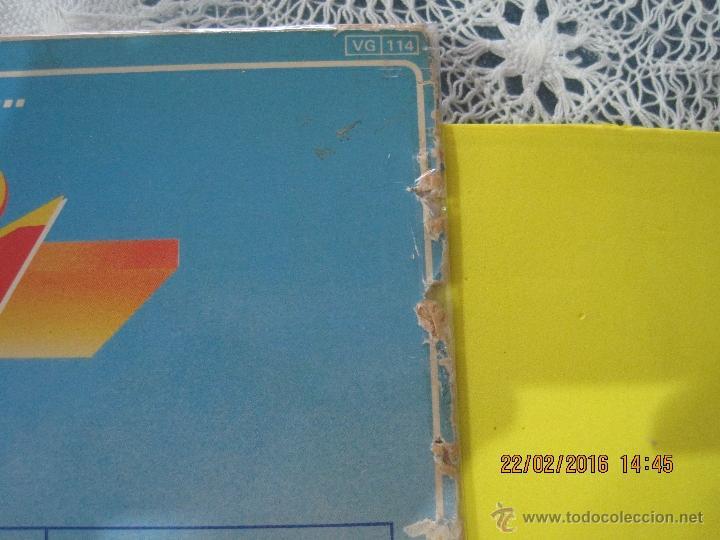 Discos de vinilo: ABBA-VOULEZ-VOUS- MAXI SINGLE -VINILO ROJO FRANCES- RARO!!!! - Foto 3 - 54606483