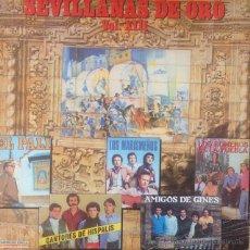 Discos de vinilo: SEVILLANAS DE ORO XIII - LP . 1983 HISPAVOX. Lote 54607949