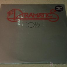 Discos de vinilo: THE DRAMATICS ( 10 1/2 ) CALIFORNIA-USA 1980 LP33 MCA RECORDS. Lote 54624129