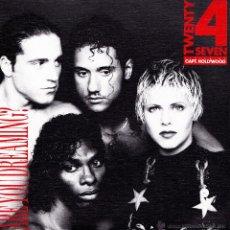 Discos de vinilo: TWENTY SEVEN FEATURING CAPT. HOLLYWOOD-ARE YOU DREAMING SINGLE VINILO 1990 PROMOCIONAL SPAIN. Lote 54631363