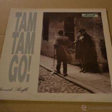 Discos de vinilo: TAM TAM GO! SPANISH SHUFFLE. MAXI SINGLE. TWINS 1988. LITERACOMIC.. Lote 54634763