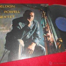 Discos de vinilo: THE SELDON POWELL SEXTET FEATURING JIMMY CLEVELAND LP 1987 ROYAL ROOST EDICION ESPAÑOLA SPAIN EX. Lote 54643566