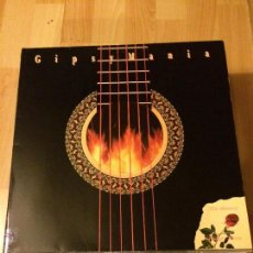 Discos de vinilo: GIPSY MANIA - THE HISTORY OF GIPSY MUSIC - LP ALBUM 1992 -. Lote 54645664