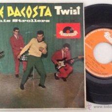 Vinyl-Schallplatten - EP DAVE DACOSTA & HIS STROLLERS; PONY TIME, HIT THE ROAD JACK, WHAT´D I SAY, JET BLACK, ED. ESPAÑOLA - 54650025