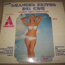 Discos de vinilo: GRANDES EXITOS DEL CINE VOL.6. Lote 54658931