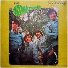 Disques de vinyle: THE MONKEES - 1ER LP - LP SPAIN 1967 - RCA VICTOR LPM 10345. Lote 54666238