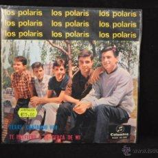 Discos de vinilo: LOS POLARIS - TEXAS +3 - EP. Lote 54672476