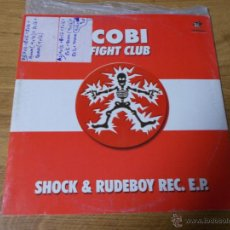 Discos de vinilo: COBI. FIGHT CLUB. Lote 54677977
