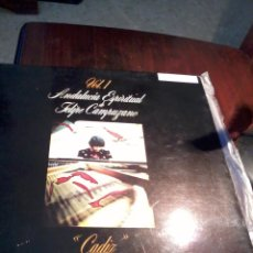 Discos de vinilo: ANDALUCÍA ESPIRITUAL FELIPE CAMPUZANO. CADIZ. C1V. Lote 54689520