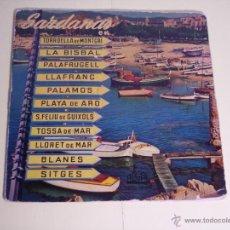 Discos de vinilo: EP SARDANAS EN .... (LA VILA DE CASSÁ / LA DONZELLA DE LA COSTA /+ 2) COBLA LA SELVATANA) REGAL-1959. Lote 54691955